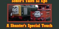 A Shunter's Special Touch