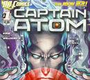 Captain Atom (Series)