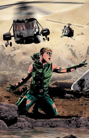 Green Arrow 19 Textless