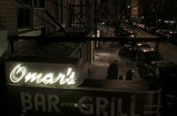 Omar's Bar Exterior