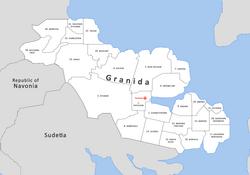 Map of Granida