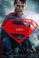 Superman BVS poster