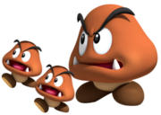 Grand Goomba & Goombas, Super Mario 3D Land