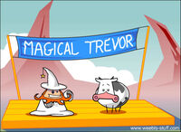 Magical trevor 1