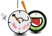 ClockCommunist & ClockStrawberry