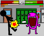 Portal Fighter II 2