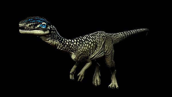 Poison Dart Dilophosaurus