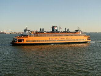 New York City Staten Island Ferry