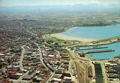 File:The View of Timaru, 1976