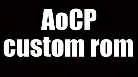 AOCP Review