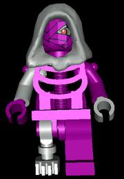 Evil Skeleton Enemy LNA
