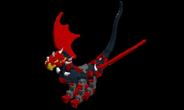 File:Epic Dragon Battle Concept.png