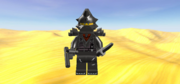 Titanium Bounty Hunter