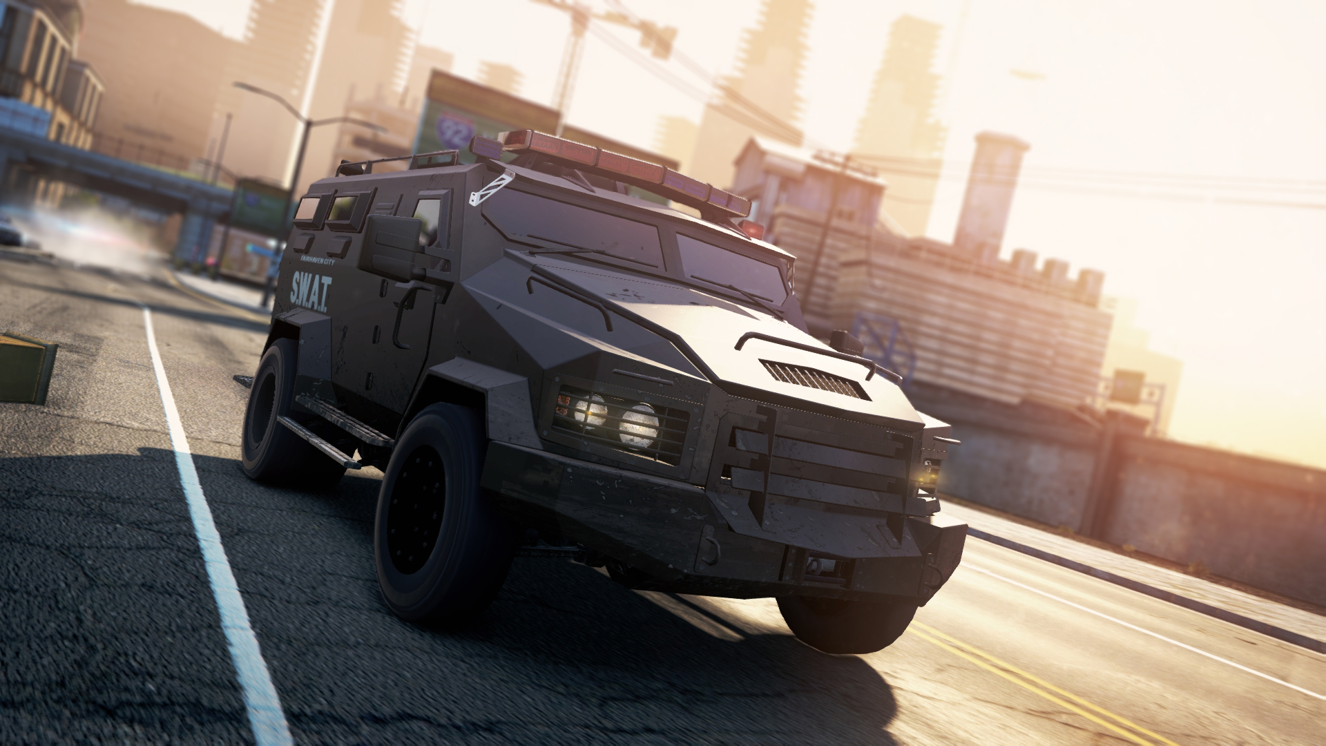 Don Miller Dodge >> SWAT Truck | Need for Speed Wiki | FANDOM powered by Wikia