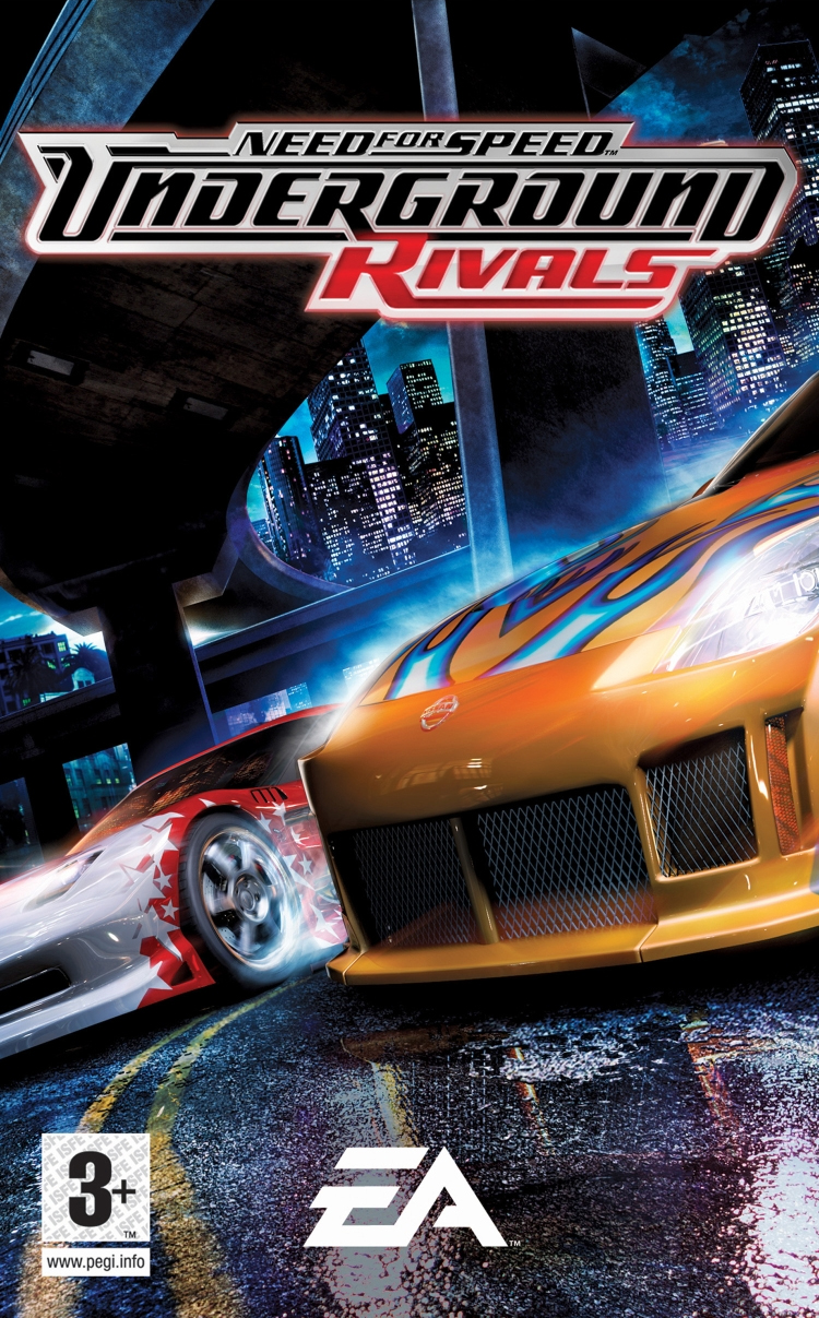 Need For Speed Underground Rivals Need For Speed Wiki