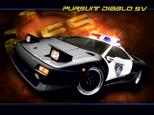 image need for speed iii hot pursuit pc pursuit diablo sv loading need for speed. Black Bedroom Furniture Sets. Home Design Ideas