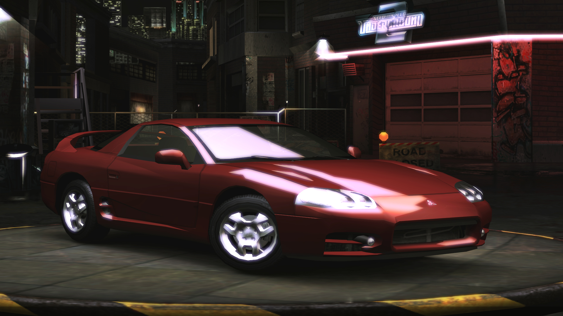 Mitsubishi 3000GT VR4  Need for Speed Wiki  FANDOM powered by Wikia