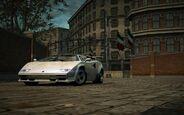 CarRelease Lamborghini Countach 5000 Quattrovalvole White 3