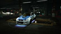 Garage BMW M3 GTS Cop Edition