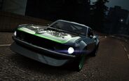 CarRelease Ford Mustang RTR-X Team Need for Speed 3