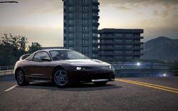 CarRelease Mitsubishi Eclipse GS-T Purple