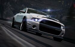 CarRelease Ford Shelby GT500 Super Snake The Run