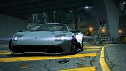 CarRelease Lamborghini Murciélago LP 640 Grey