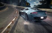 CarRelease Aston Martin V12 Vantage Blue 3