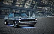 CarRelease Pontiac GTO '65 Blue Juggernaut 3