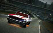 CarRelease Pontiac GTO '65 Red Juggernaut 2