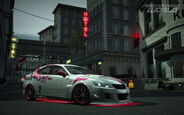 CarRelease Lexus IS F Beauty