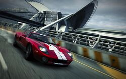 CarRelease Ford GT Red