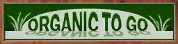 Brand Organic To Go