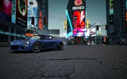 CarRelease Lotus Europa S Blue