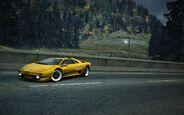 CarRelease Lamborghini Diablo SV Yellow 2