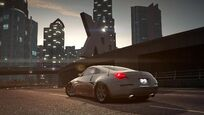 CarRelease Nissan 350Z Z33 Grey 4