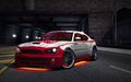 CarRelease Dodge Charger SRT-8 Super Bee Red Juggernaut