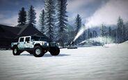 CarRelease Hummer H1 Alpha Snowflake 2