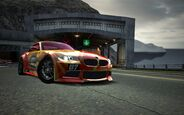 CarRelease BMW Z4 M Coupe Tonys Pizza 3