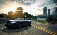 Bentley Continental Supersports (Convertible)