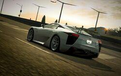 CarRelease Lexus LFA White