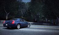 CarRelease Chrysler HEMI 300C SRT-8 Blue 3