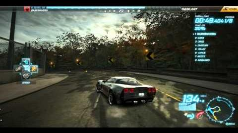 NFS World - Sprint
