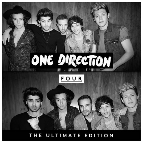 File:One Direction - Four Ultimate Edition.png