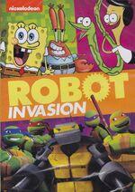 Robot Invasion DVD