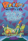 Rocko's Modern Life Static Cling poster