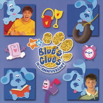 Blue's Clues Blues Biggest Hits CD