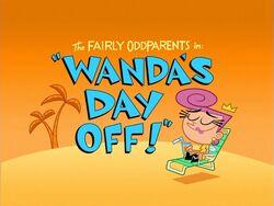Title-WandasDayOff