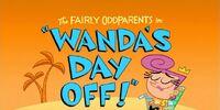 Wanda's Day Off!