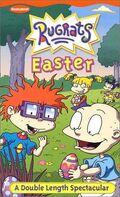 Rugrats Easter VHS